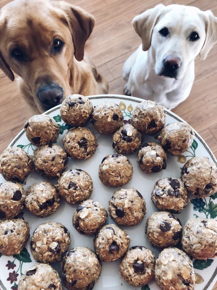 Homemade + healthy: Granola balls